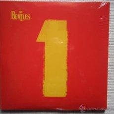 Discos de vinilo: THE BEATLES - '' NO. 1 SINGLES ONE '' 2 LP 180GR REMASTERED 2015 SEALED. Lote 96750692