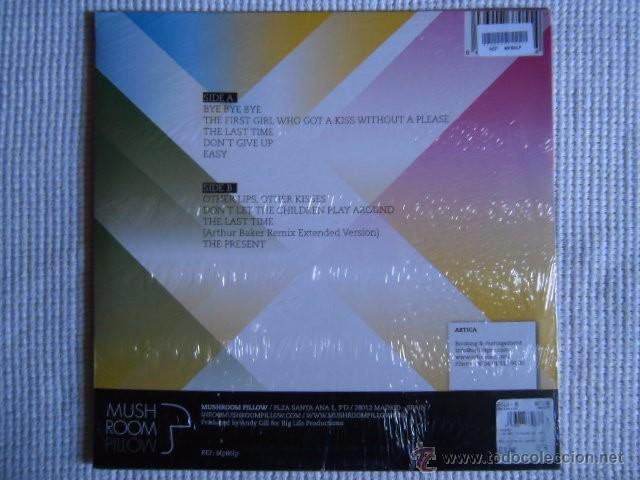 Discos de vinilo: WE ARE STANDARD - S/T VINYL LP + CD 2008 SPAIN SEALED - Foto 2 - 55058248