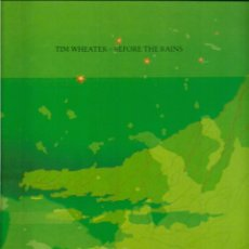 Discos de vinilo: TIM WHEATER : BEFORE THE RAINS. (LP THETA (HOL), 1988). Lote 55059631