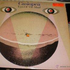 Discos de vinilo: CASIOPEA LP EYES OF THE MIND.1981. Lote 55060419