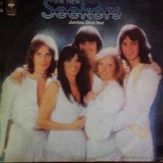 Discos de vinilo: LP ARGENTINO DE THE NEW SEEKERS AÑO 1976. Lote 55062263