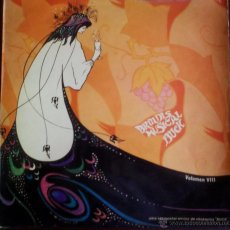 Discos de vinilo: LP ARGENTINO DE ARTISTAS VARIOS BRINDIS MUSICAL BUCK VOLUMEN 8 AÑO 1975. Lote 55062652