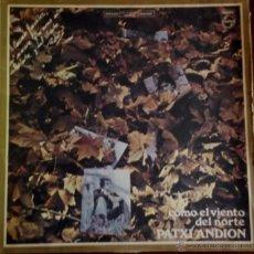 Discos de vinilo: LP ARGENTINO DE PATXI ANDIÓN AÑO 1974. Lote 158616545