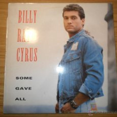 Discos de vinilo: SOME GAVE ALL (BILLY RAY CYRUS) 1982 . Lote 55063579