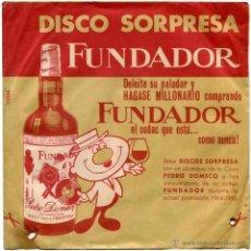 Discos de vinilo: LOS SHOWMEN (LOS RELAMPAGOS) – ZORONGO GITANO - EP SPAIN 1964 - DISCO SORPRESA FUNDADOR 10066. Lote 55069834
