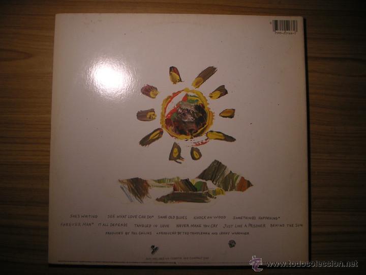 Discos de vinilo: Behind the sun (Eric Clapton) Canadá, 1985 - Foto 2 - 55074002