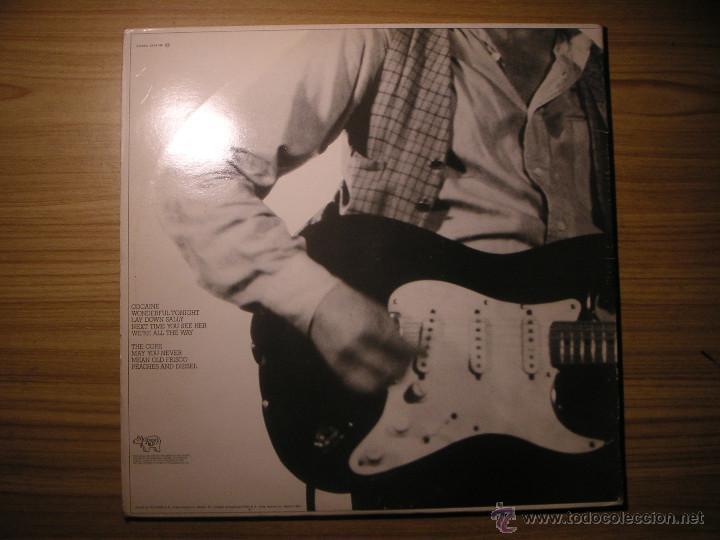 Discos de vinilo: Slowhand (Eric Clapton) España, 1977 - Foto 2 - 55074163