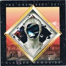 Discos de vinilo: THE CHEMISTRY SET - ELAPSED MEMORIES (FRUITS DE MER, WINKLE 18, SINGLE, CLEAR VINYL, 2014). Lote 55075093