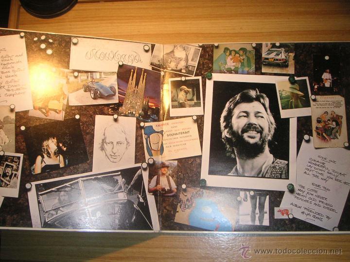 Discos de vinilo: Slowhand (Eric Clapton) España, 1977 - Foto 3 - 55074163