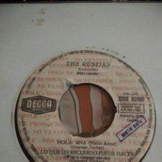 Discos de vinilo: THE RUSTKS EP HOLA,ANA+ 3 TEMAS. Lote 55080011