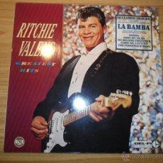 Discos de vinilo: RITCHIE VALENS GREATEST HITS. Lote 187180743