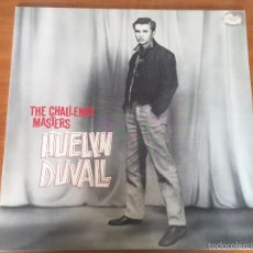 Discos de vinilo: HUELYN DUVALL - THE CHALLENGE MASTERS - LP - BEAR FAMILY RECORDS - 1987- GERMANY. Lote 55094777
