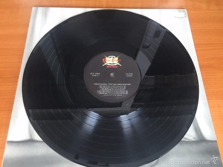Discos de vinilo: Huelyn Duvall - The Challenge Masters - LP - BEAR FAMILY RECORDS - 1987- GERMANY - Foto 3 - 55094777