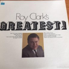 Discos de vinilo: ROY CLARK'S GREATEST - LP- CAPITOL RECORDS- 1969-. Lote 55094937