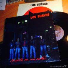 Discos de vinilo: LOS SUAVES (MALDITA SEA MI SUERTE) 2 LP 1991 ESPAÑA (VIN21). Lote 55107584