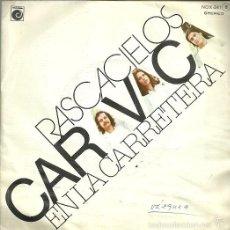 Discos de vinilo: CARAVACA SINGLE SELLO NOVOLA AÑO 1978 EDITADO EN ESPAÑA PROMOCIONAL. Lote 55108840
