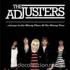 Discos de vinilo: THE ADJUSTERS - ALWAYS IN THE WRONG PLACE AT THE WRONG TIME. Lote 55121535