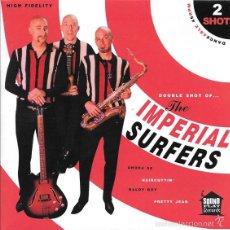 Discos de vinilo: THE IMPERIAL SURFERS – 2 SHOT. Lote 55121617