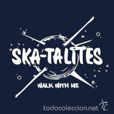 Discos de vinilo: SKA-TALITES - WALK WITH ME (LIQUIDATOR MUSIC, JAMAICAN JAZZ RECORDS - LQ064LP, JJ-LP-002) . Lote 55121993