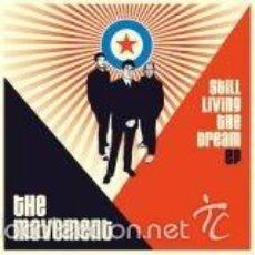 Discos de vinilo: THE MOVEMENT - STILL LIVING THE DREAM EP (MAD BUTCHER RECORDS - MBR 123) . Lote 55122323