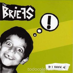 THE BRIEFS / THE SHOCKS - I KNOW / INSEKT (RADIO BLAST RECORDINGS, DIRTY FACES - RBR 058, DF 70) (Música - Discos - Singles Vinilo - Punk - Hard Core)