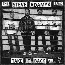 Discos de vinilo: THE STEVE ADAMYK BAND - TAKE IT BACK EP (LADY KINKY KARROT RECORDS - LKKK22) . Lote 55122448