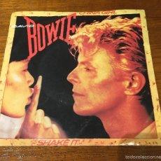 Discos de vinilo: DAVID BOWIE - CHINA GIRL. Lote 55123209