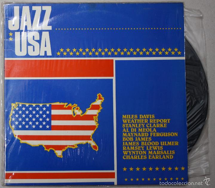 LP VINILO JAZZ USA  TASTE THE VERY BEST OF JAZZ  CBS  AÑO 1982