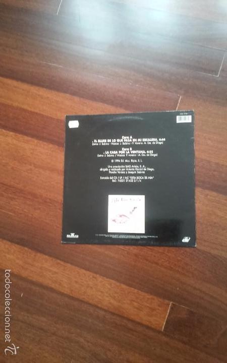 Discos de vinilo: Joaquin sabina-el blues de lo que pasa en mi escalera.maxi - Foto 2 - 55115642