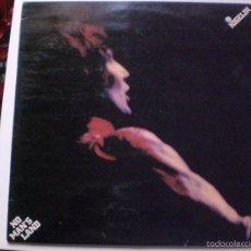 Discos de vinilo: LP HIGELIN - NO MAN'S LAND - PATHE 1978. Lote 55132081