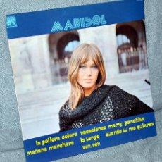 """Discos de vinilo: MARISOL - VOLUMEN II - LP VINILO 12"""" - 10 TRACKS - CAUDAL 1977. Lote 55132981"""