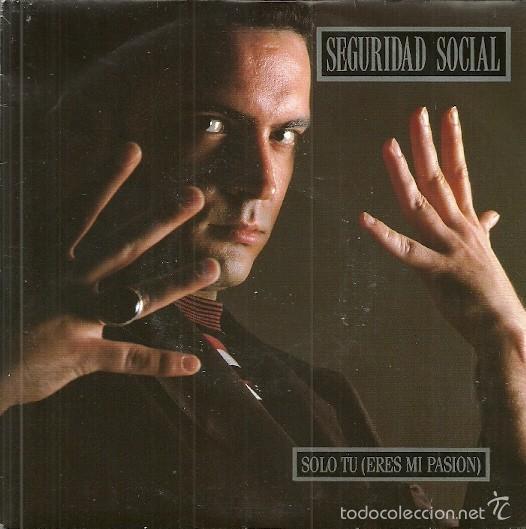 SEGURIDAD SOCIAL SINGLE SELLO ACCIDENTALESI AÑO 1991 EDITADO EN ESPAÑA (Música - Discos - LP Vinilo - Grupos Españoles de los 70 y 80)