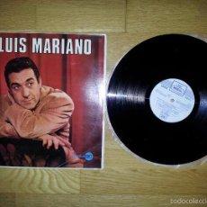 Discos de vinilo: LUIS MARIANO. Lote 55138980
