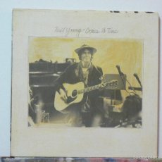 Discos de vinilo: NEIL YOUNG-COMES A TIME (LP. REPRISE RECORDS. 1978). Lote 55142309