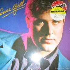 Discos de vinilo: VINCE GILL - LP - 1980 - COUNTRY ROCK . Lote 55145541