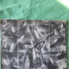 Discos de vinilo: DESECHABLES - EP TRES CIPRESES 1983 LA ORACION/ DESTRUYE Y MATA/ EL PEOR DIOS. Lote 55148673