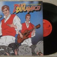 Discos de vinilo: LP DUO DINAMICO - CON ZAPATOS NUEVOS - COMO NUEVO. Lote 55148804
