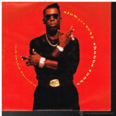 Discos de vinilo: SHABBA RANKS - SLOW AND SEXY - SINGLE 1992 - PROMO - BUEN ESTADO. Lote 55153711