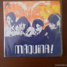 Discos de vinilo: MAQUINA!. Lote 55155204
