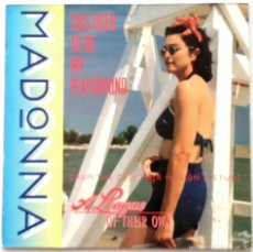 Discos de vinilo: MADONNA, THIS USED TO BE MY PLAYGROUND - MAXI SINGLE ALEMANIA. Lote 55159068
