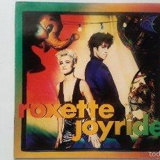 Discos de vinilo: ROXETTE - JOYRIDE - SPAIN 1991. Lote 55159368