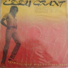 Dischi in vinile: EDDY GRANT: CAMINANDO SOBRE EL SOL. Lote 55161912