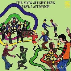 Discos de vinilo: THE SLOW SLUSHY BOYS - LOVE & AFFECTION 10 PULGADAS. Lote 55162214