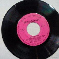 Discos de vinilo: SINGLE. DISCOSORPRESA FUNDADOR. RENATO CESARI. . Lote 55170922