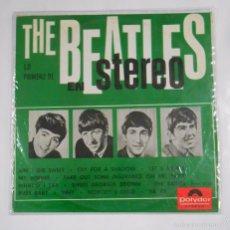 Discos de vinilo: LO PRIMERO DE THE BEATLES EN STEREO. POLYDOR. 1964. TDKDA4. Lote 55171544