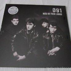 Discos de vinilo: 091 - MAS DE CIEN LOBOS - LP + CD - SONY MUSIC 2016 - NUEVO PRECINTADO. Lote 55176232