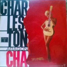 Discos de vinilo: ORQUESTA ARAGON. CHARLESTON. AREITO, CUBA 1966 LP ORIGINAL. Lote 118726483