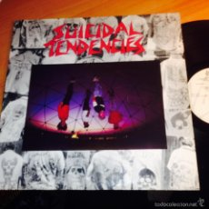 Discos de vinilo: SUICIDAL TENDENCIES LP 1987 UK (VIN21). Lote 55181882