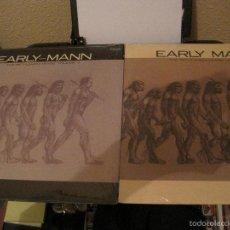Discos de vinilo: LP-HERBIE MANN EARLY MANN VOL 1 Y 2 BETHLEHEM YEARS 6011 Y 6012 USA 1976 JAZZ . Lote 55182945