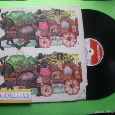 Discos de vinil: JUNIOR CAMPBELL - MARMALADE - SECOND TIME ROUND LP UK 1974 PDELUXE. Lote 55183882